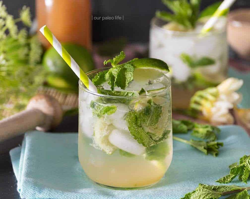 Virgin Maple Mojito